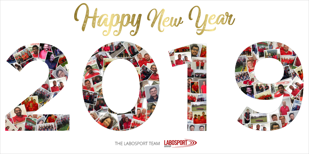 Labosport wishes a happy 2019