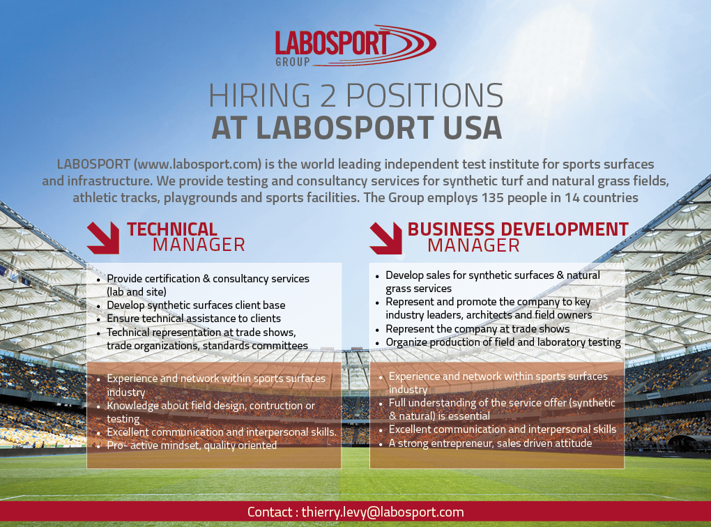 Labosport jobs usa